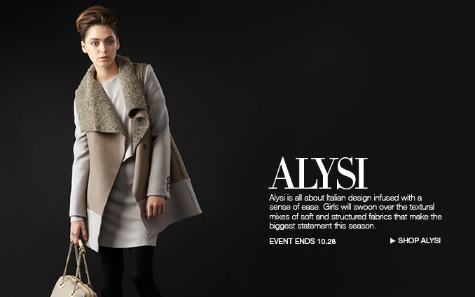 Shop Alysi - Womens