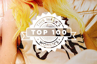 This Week's Top 100 Women
