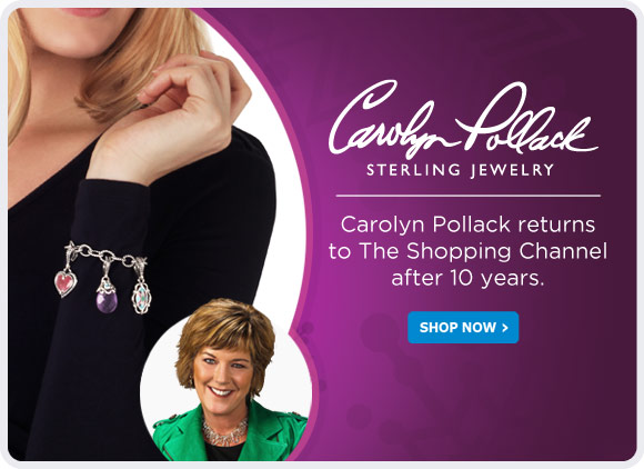 Carolyn Pollack - Shop Now