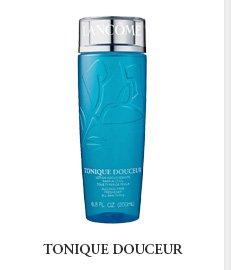 TONIQUE DOUCEUR
