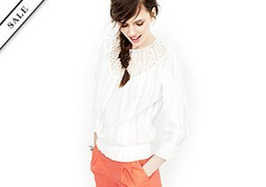 Up to 85% Off: Tops, Pants & Skirts