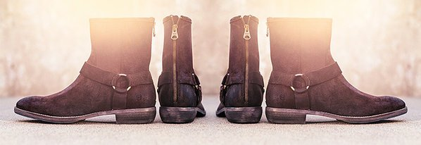 Shop Boots with Edge: New Andrew Marc
