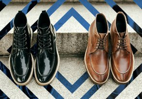 Shop New Arrivals: Rogue Leather Boots