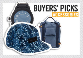 Shop Buyers' Picks: Accessories