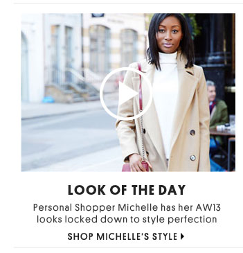 LOOK OF THE DAY - SHOP MICHELLE'S STYE