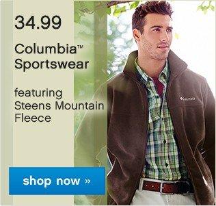 34.99 Columbia Sportswear. Shop now.