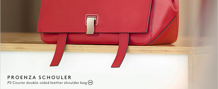 A sleek new style, a bright new hue--the Proenza Schouler bag you need now.