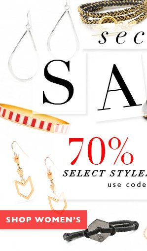 Can you keep a SECRET? 70% OFF Today Only!
