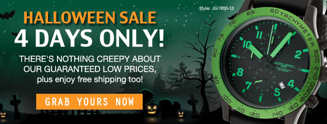 Halloween Sale - 4 Days Only!