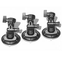 Adorama - Cinetics CineSquid Suction Cups, Set of 3