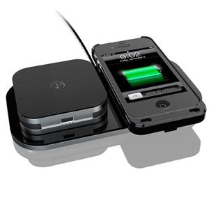 Adorama - Duracell Powermat 24-Hour Power System for iPhone 4/4s & Samsung Galaxy S III