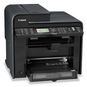Adorama - Canon imageCLASS MF4770N Monochrome Laser Multifunction Printer