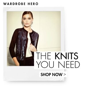 KNITS YOU NEED