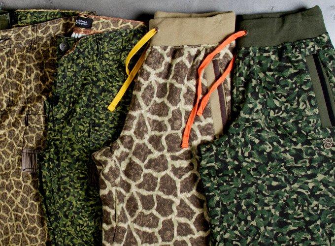 LRG Savages True Straight Pant and Savage Safari Sweatpant