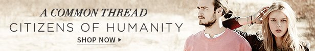 A Common Thread | Citizens Of Humanity | Shop Now