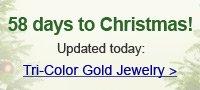 Tri-Color Gold Jewelry