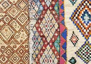Vintage One-of-a-Kind Moroccan Rugs