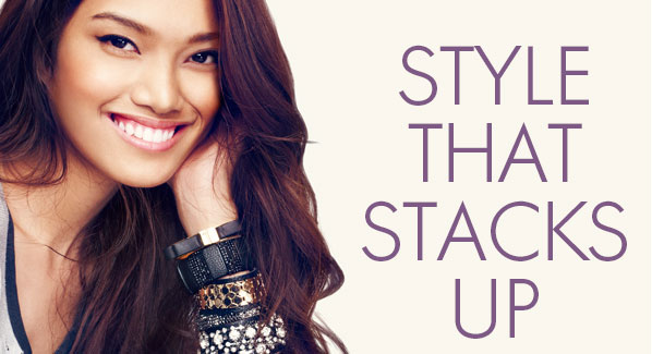 STYLE THAT STACKS UP