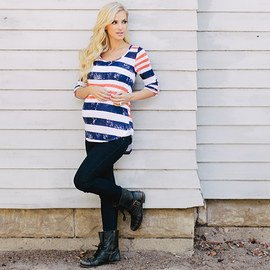 Fresh for Fall: Maternity Apparel