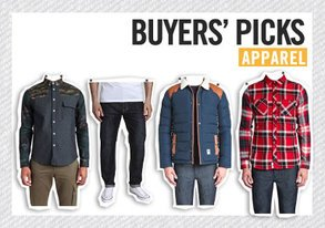 Shop Buyers' Picks: Apparel