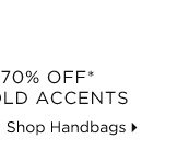 Up To 70% Off* Fall's Bold Accents