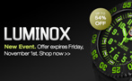Luminox Watch flash sale