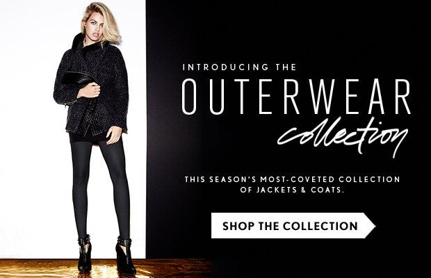 Introducing The Outerwear Collection