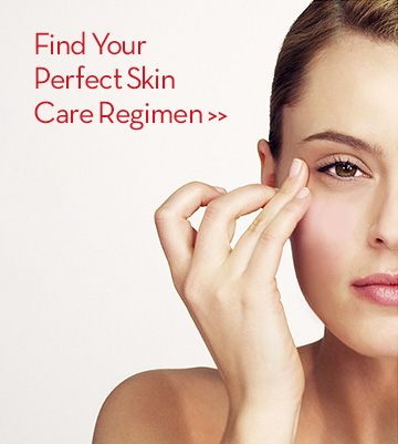 Find Your Perfect Skin Care Regimen.