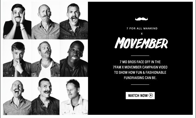 Movember - Watch Now