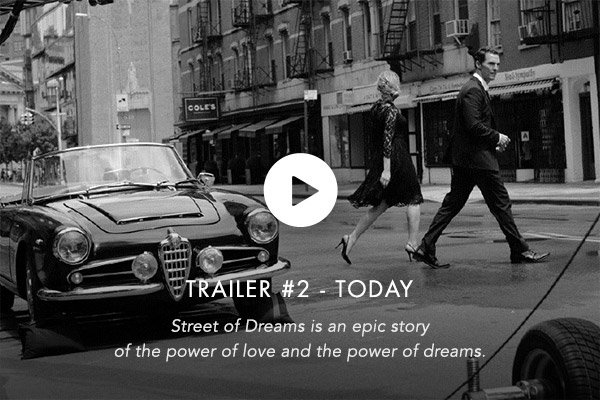 TRAILER #1 - Street of Dreams is an epic story of the power of love and the power of dreams.