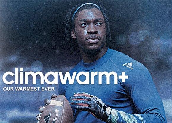 Shop Men's Climawarm+ Training Apparel »