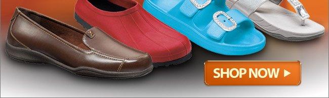 Autumn Ladies Shoe Clearance Sale - Shop Now