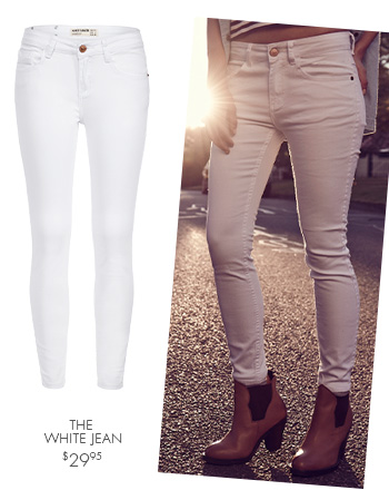 The White Jean