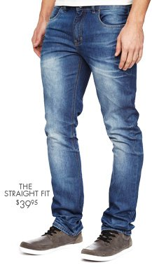 The Straight Fit