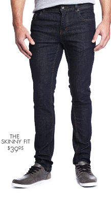 The Skinny Fit