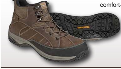 Dunham Bootmakers Lawrence Steel-Toe Hikers