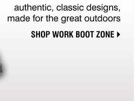 Work Boot Zone