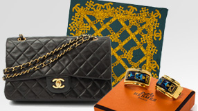 Pre-Owned Chanel and Hermès Accessories