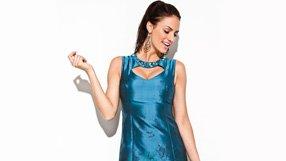 Designer Dresses for the Holidays