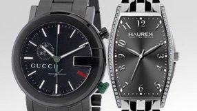 Gucci, Armani, Diesel, Huarex Italy