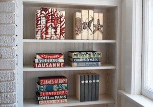 Beautify Your Bookshelves