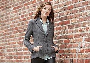 Seasonal Chic: Coats, Jackets & More