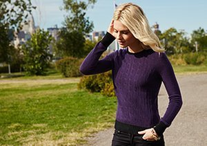 $64 & Up: Cashmere Sweaters