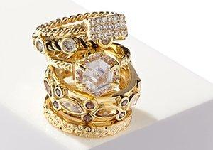 Stackable Rings by Beyond Rings
