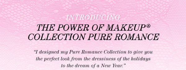 Trish McEvoy Introduces The Power of Makeup® Collection Pure Romance