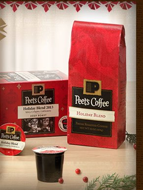 Holiday Blend 2013 -- Savor the Season's Best