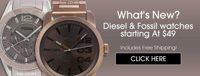 Fossil & Diesel