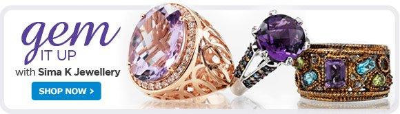 Sima K Jewellery - Shop Now!