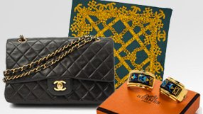 Pre-Owned Chanel and Hermes