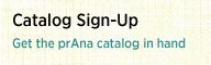 Catalog Sign-Up